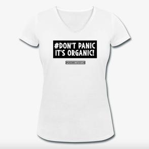Greenbecauseican DontPanicOrganic Women Bio Kleidung