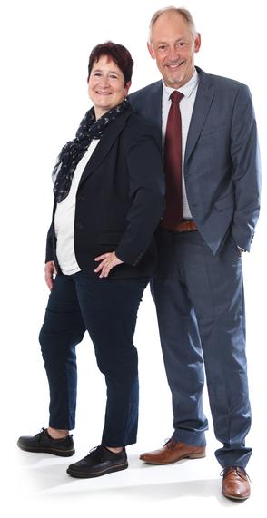 Daniela und Peter Bachmann, Bachmann Consulenza GmbH
