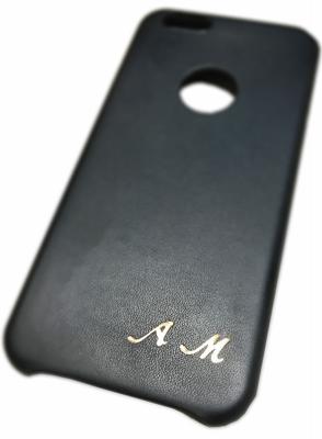 personalizzazione cover telefono in pelle