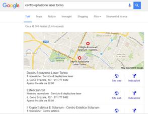 depilis mappe google