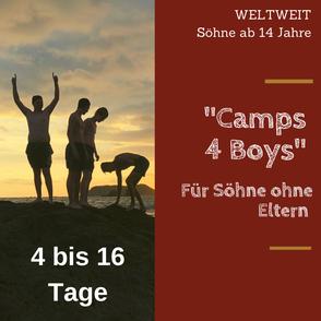 Camps für Jungen ab 14 Jahre Urlaub für Jungs ab 14 Jahre Camps Jungen ab 14