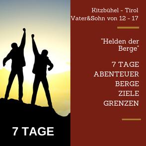 Berge & Rundreise - Kitzbühel - Tirol - ab 12