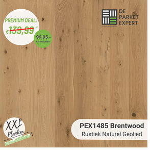 PEX1485 Brentwood Rustiek Naturel Geolied