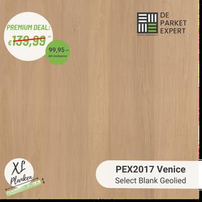 PEX2017 Venice Select Blank Geolied
