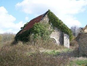 Chapelle de la commanderie de Béruges