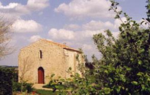 Chapelle de la commanderoe de la Lande de Craon