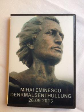Kulturkreis Wien DVD Mihai Eminescu Denkmalenthüllung Günther W. Wachtl DVD