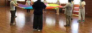 どれみLABO 音楽健康サロン 音楽療法 介護予防 健康促進 江東区 シニアリトミック