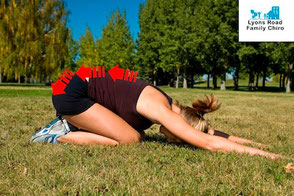 Backpain Relief Stretch