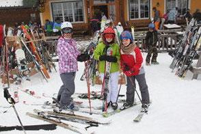 Bild: Kinder-Schnee-Welt