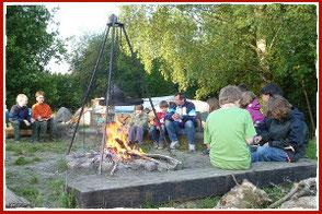 Bild: Abenteuer Zelt-Camp auf dem Bio-Bauernhof