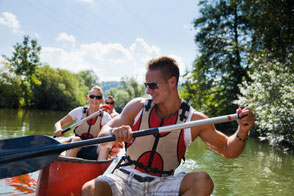Bild: Kanuverleih Kanutouren