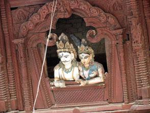 Shiva + Parvati