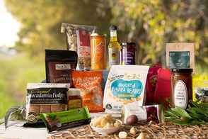 Deluxe without Wine Gift Hamper