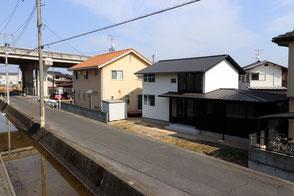 倉敷市西阿知町の住宅のオープンハウス案内