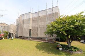 岡山市中区の住宅のリフォーム工事