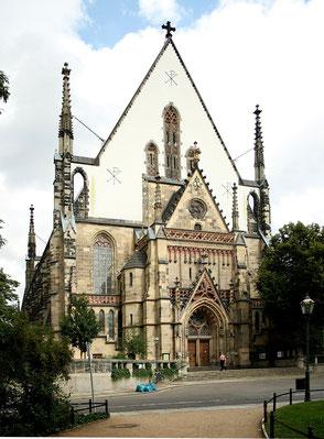 Thomaskirche Leipzig (Foto: Appaloosa, CC BY-SA 3.0)