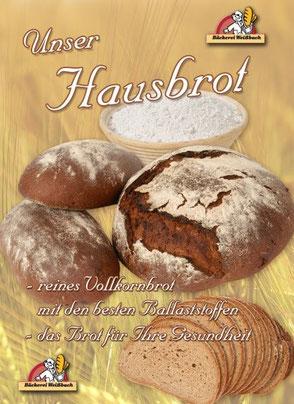 Bäckerei Weißbach Vollkorn-Buttermilchbrot