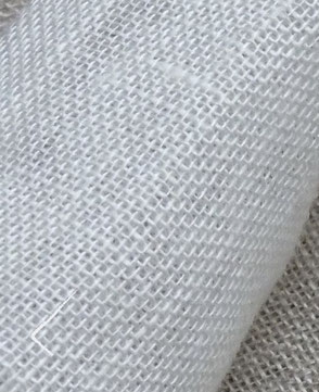 Light linen voile