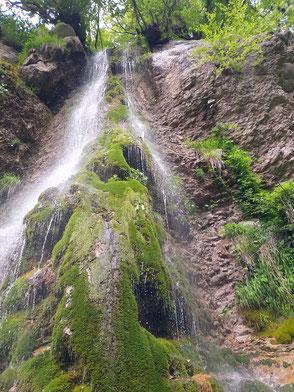 Krampez Wasserfall