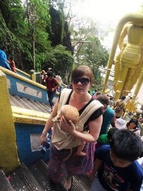Reiseplanung mit Kind