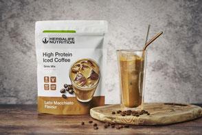 Protein-Eiskaffee