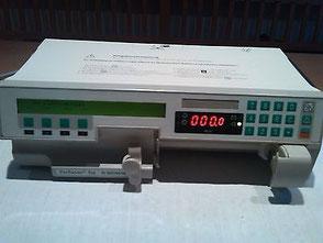 Braun Perfusor Pumpe für Medizin und Praxis