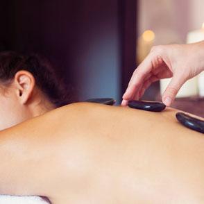 Massage bei Rückenschmerzen