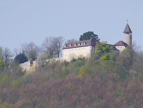 Burg Teck - Bissinger Hausberg