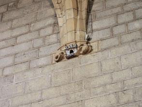 abbaye sainte Marie, Lagrasse - Aude.