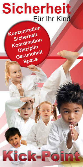 Kinderkarate in Biebesheimer Kick-Point