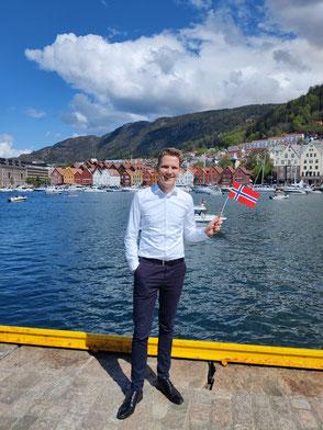 Nach elf ereignisreichen Monaten berichtet Paul über seine Zeit am St. Paul Gymnas in Bergen/ Norwegen.