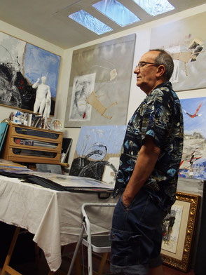 Pablo Sanguino, Maestro, Toledo  2013