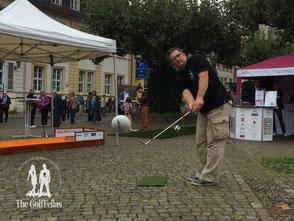 Chippen für einen guten Zweck - ©The GolfFellas