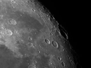 Lunar seas