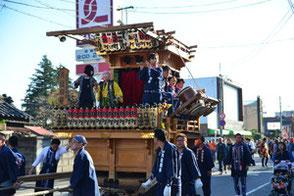 六所神社例大祭  投稿:東旭和博さん