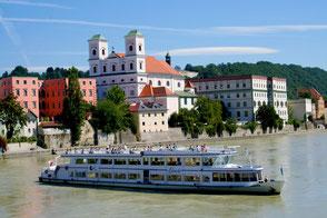 Donauschifffahrt Passau