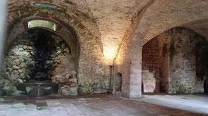 Heidelberger Schloss, Große Grotte im Hortus Palatinus