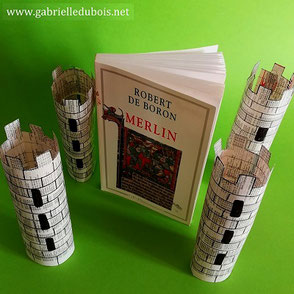 Merlin by Robert de Boron, a review by Gabrielle Dubois