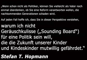 Hopmanns Appel an Faßmann  Bild:spagra