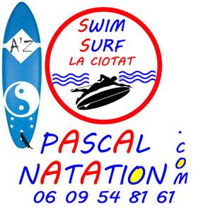 Cours de Swim Surf à La Ciotat en piscine privée