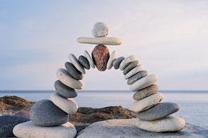 Mit Kinesiologie zu innerem Gleichgewicht