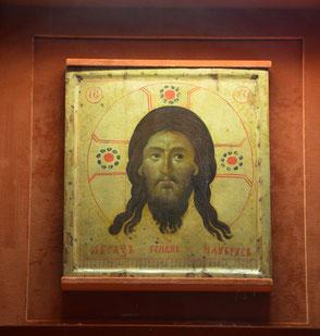 Icône de Sainte Face de Laon.