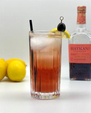 sloe gin fizz, sloe gin, sloegin, schlehen gin, schlehengin, haymans, hayman's, haymans gin, hayman's sloe gin, haymans sloe gin, cocktail, fizz cocktail