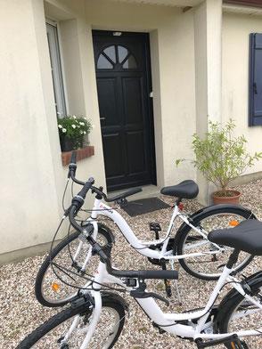 Si On Partait A Bicyclette En Baie De Somme Villa Saint Val Maison D Hotes Et Table Sur Saint Valery Sur Somme Dans La Baie De Somme Chambres Doubles Ou Suites