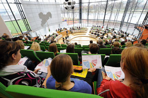 Foto Plenarsaal (Steffen Giersch / Sächsischer Landtag)