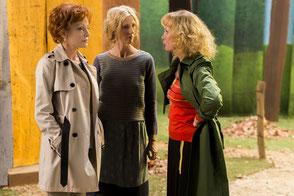 Caroline Silhol, Sandrine Kiberlain, Sabine Azema: aimer, boire, chanter (©F comme Film/Arnaud Borel)