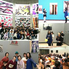横浜美術館「石内 都」展貸切鑑賞・ギャリーツアー