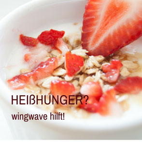 wingwave Coach Hamburg - Heißhunger