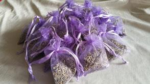 Lavendelsäckchen Bild